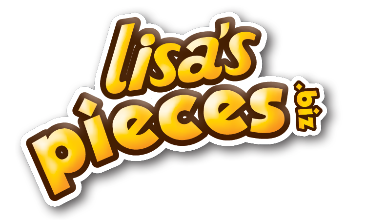Lisa's Pieces Logo